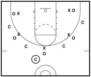 5 on 5 Hold-Blockout