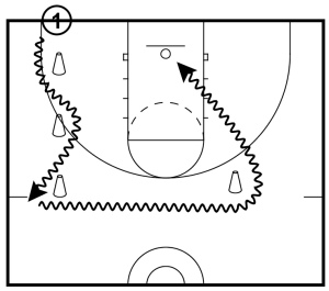 4 Chair Drill I